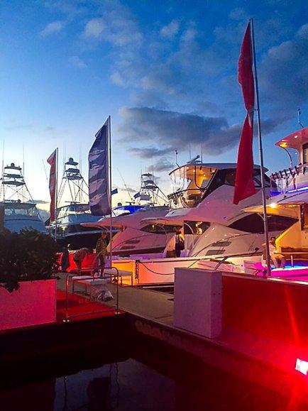 Americas Premiere models triumphant for Riviera