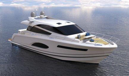 Horizon's new E56XO Sport Yacht to Debut at SCIBS