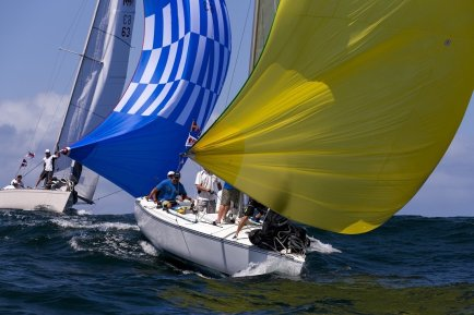Entries fired up for 2016 Sydney Harbour Regatta
