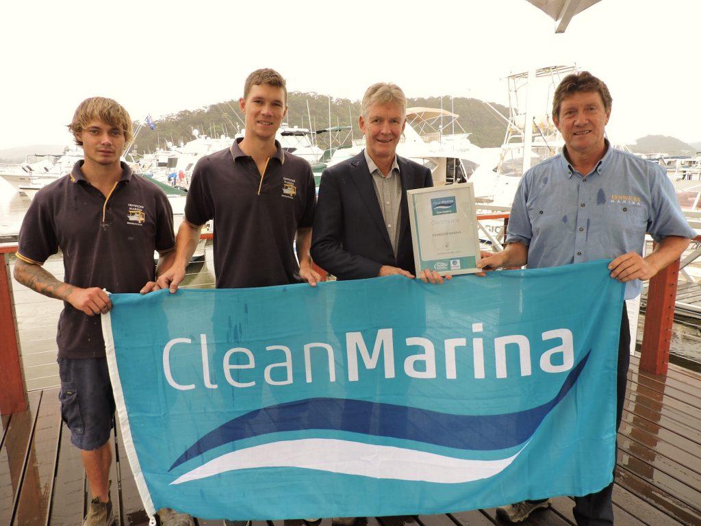 MIA Accredits two New 'Fish Friendly' Marinas