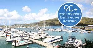 Port of Airlie Marina
