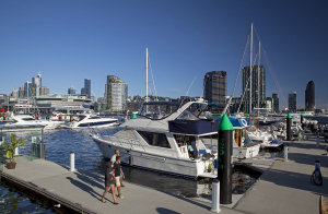 Melbourne City Marina