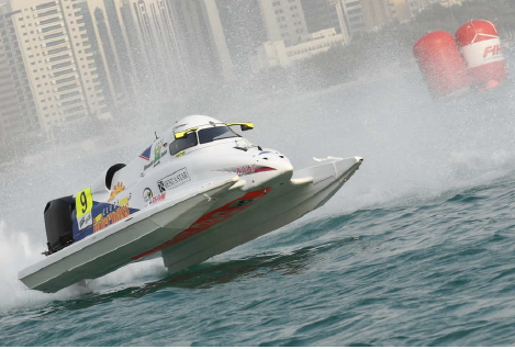 Trask gets amongst the points in Abu Dhabi