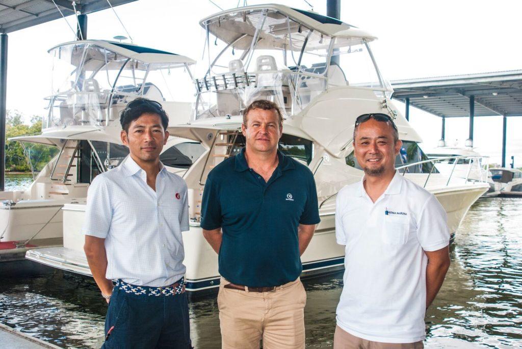 Riviera appoints new Japan dealer