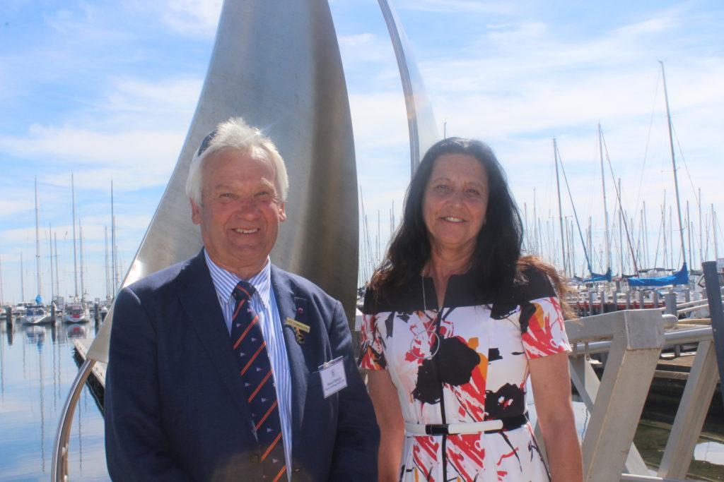 Wooden Boat Festival of Geelong Ambassador announced