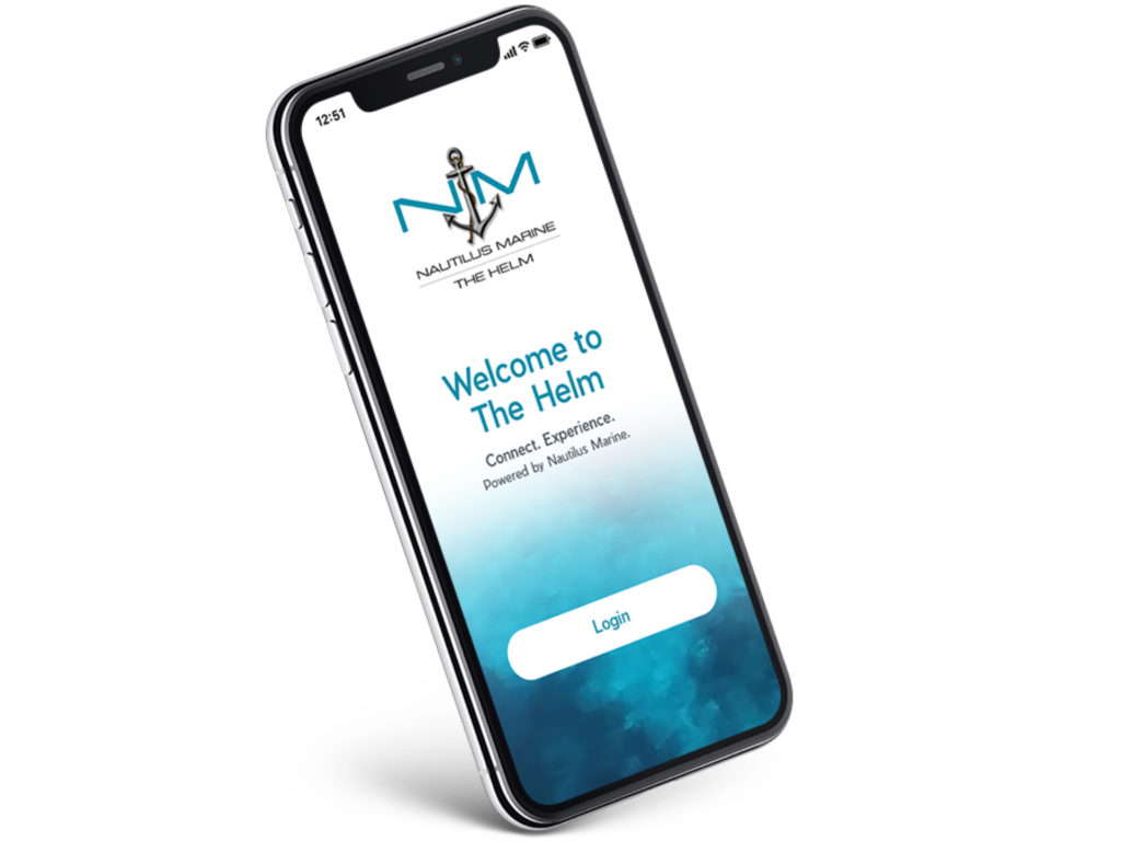 Nautilus Marine launch The Helm App