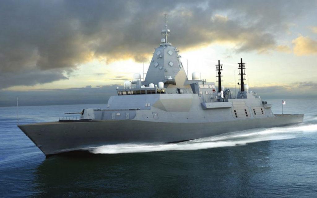 Future Frigates shape future for our marine industry