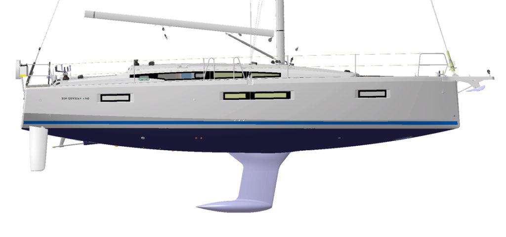 Jeanneau announce the new Sun Odyssey 410 - Shipmate