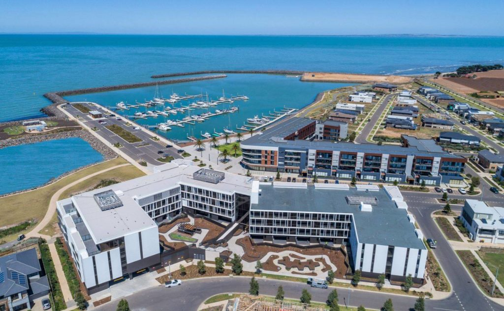 A Feast of Options at Wyndham Harbour