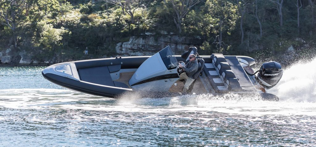 Ribco's Revolutionary RIBs Debut in Sydney
