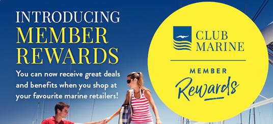 Club Marine unveils Member Rewards Program