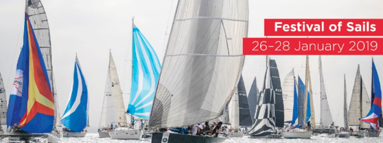 Festival of Sails 2019 entries open