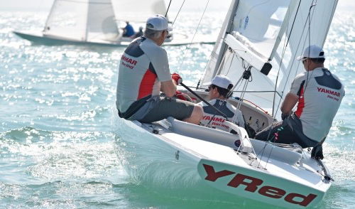 Yanmar revives its Yacht Racing Team