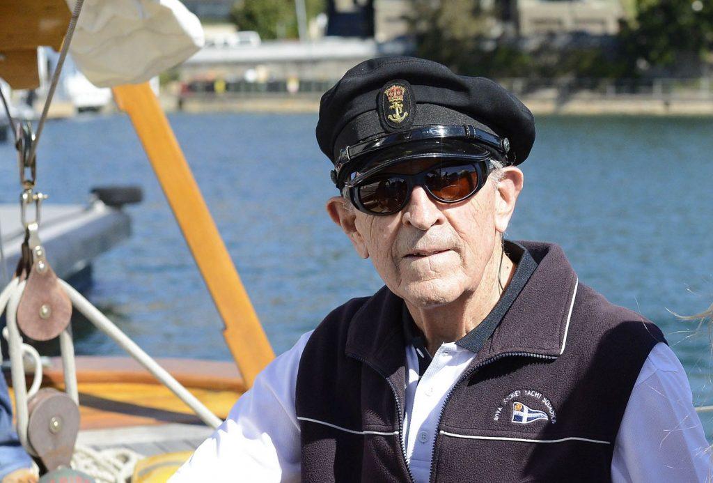 Sir James Hardy announced Festival of Sails Ambassador