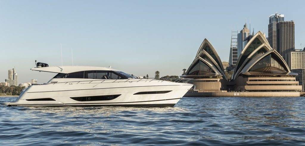 Maritimo X60 set for US premiere