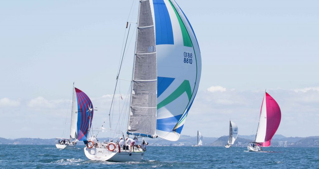 2016 Champion to defend Sail Paradise series title