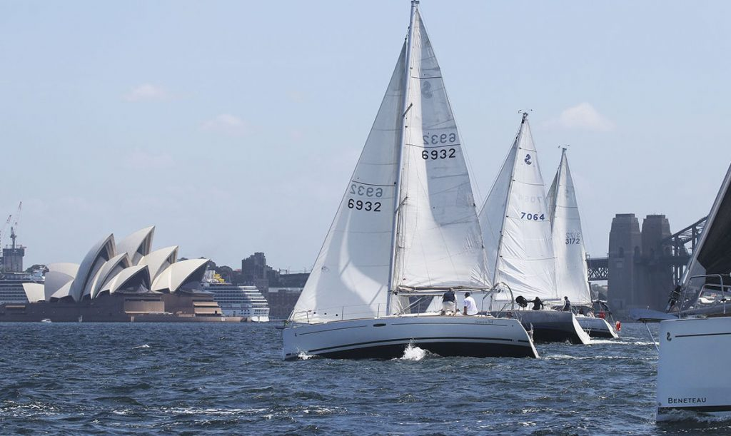 2018 Beneteau Cup – 27 years young
