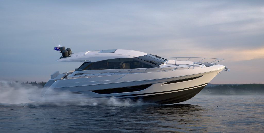 Record Auckland Boat Show success for Maritimo
