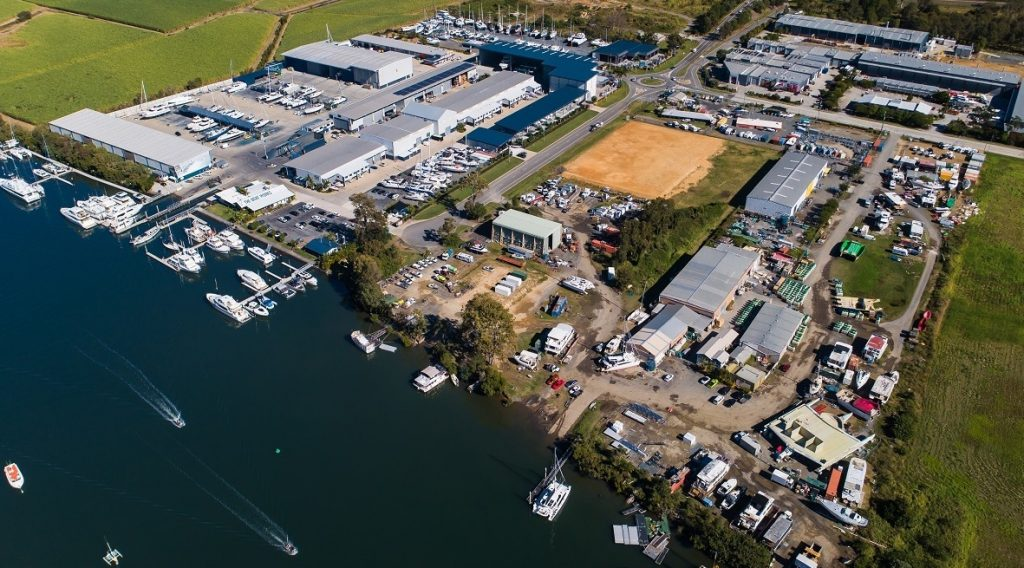 Dry Marina provides peace of mind, premium benefits