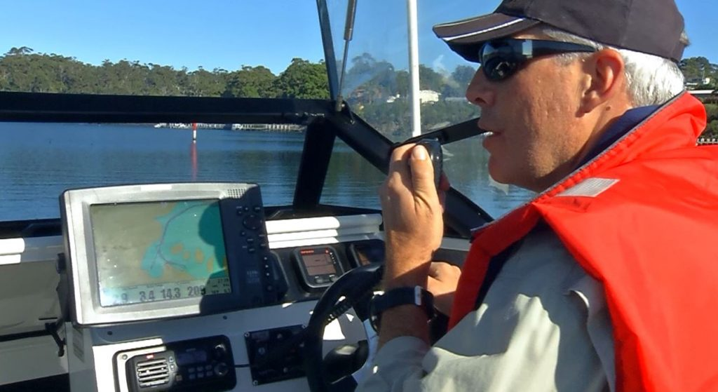 New emergency radio service improving boater safety