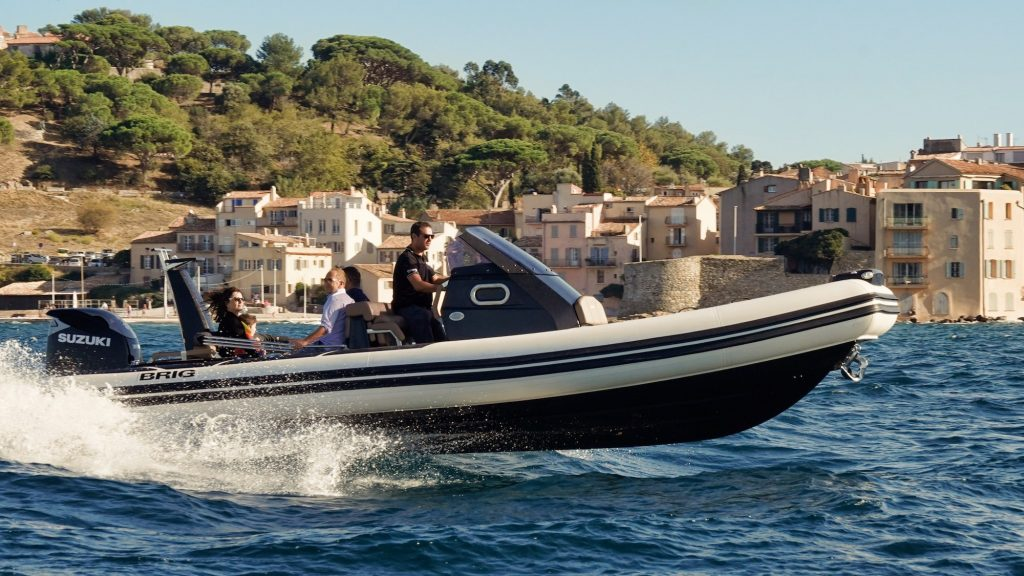 Sirocco Marine, bigger space, larger range at SCIBS