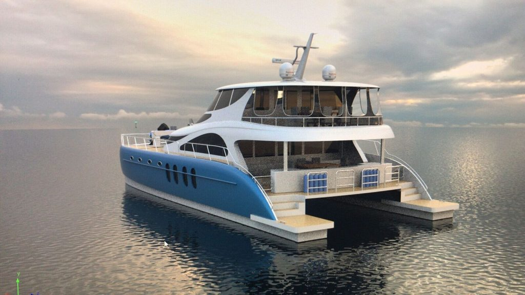 Powerplay catamarans lure with luxury