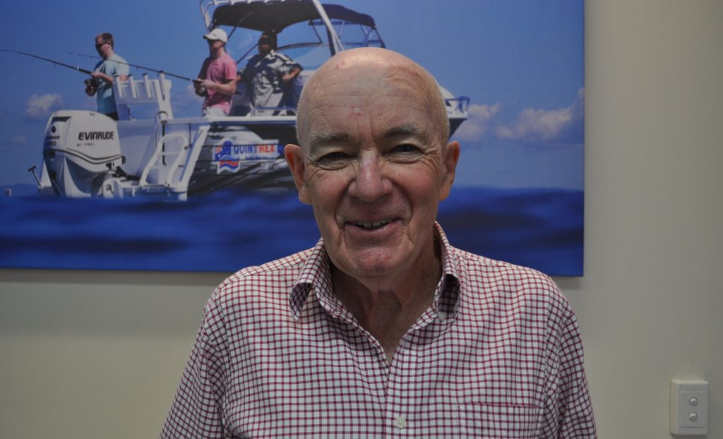 Leading boat builder farewells co-founder