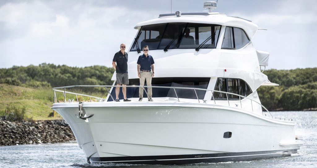 Two motor yachts set to turn heads in Miami