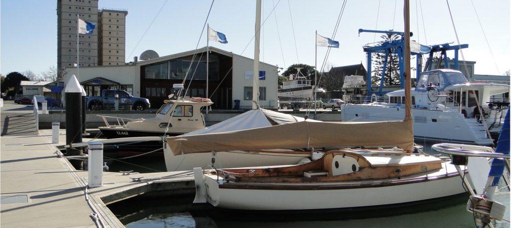 Savages Wharf undergoes a reorganisation