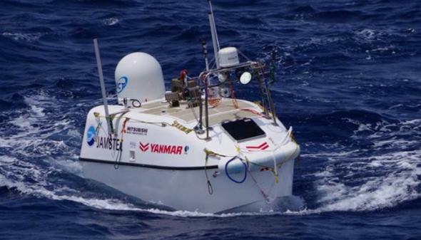 Yanmar unveils robotic boat and Auto Docking