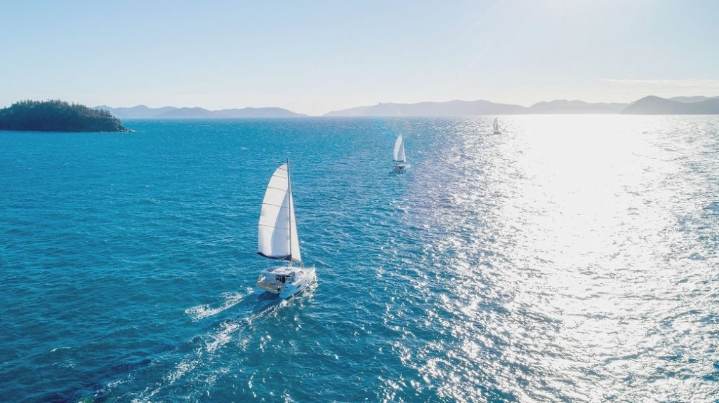Whitsundays Bareboat Flotillas launched