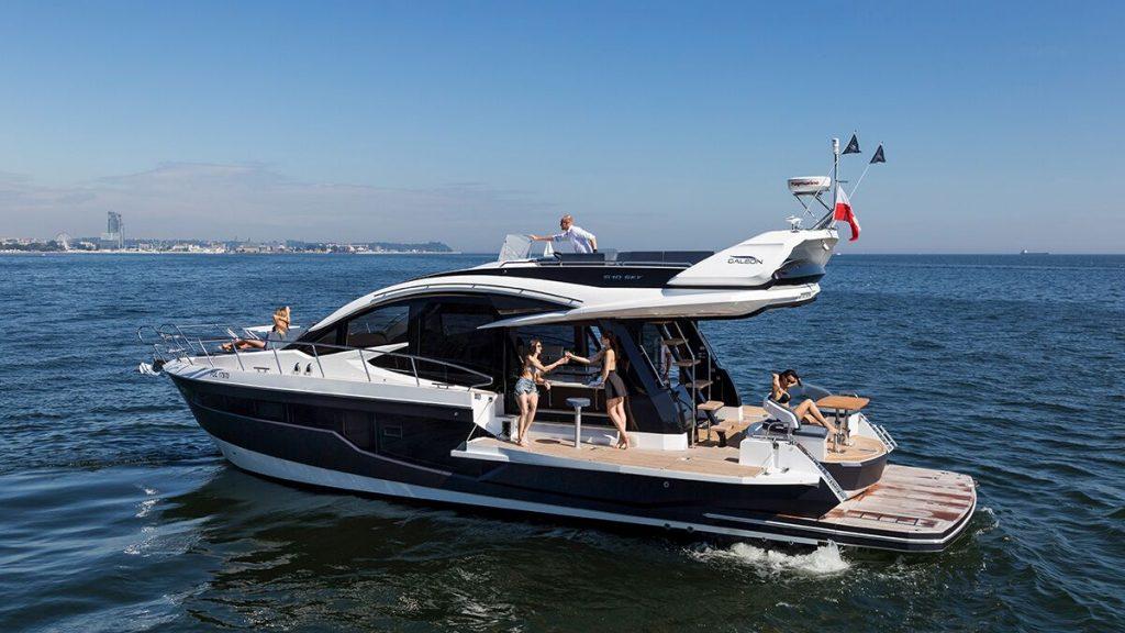 Galeon Motor Yachts making Australian debut