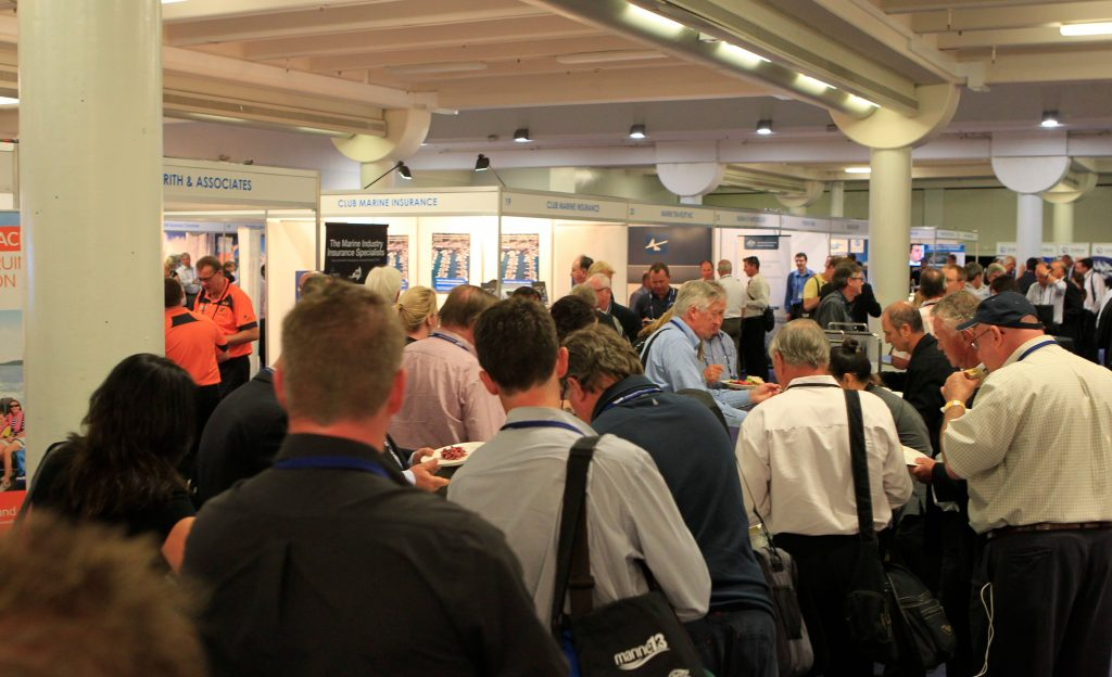 Trade exhibition sold out at Marinas19