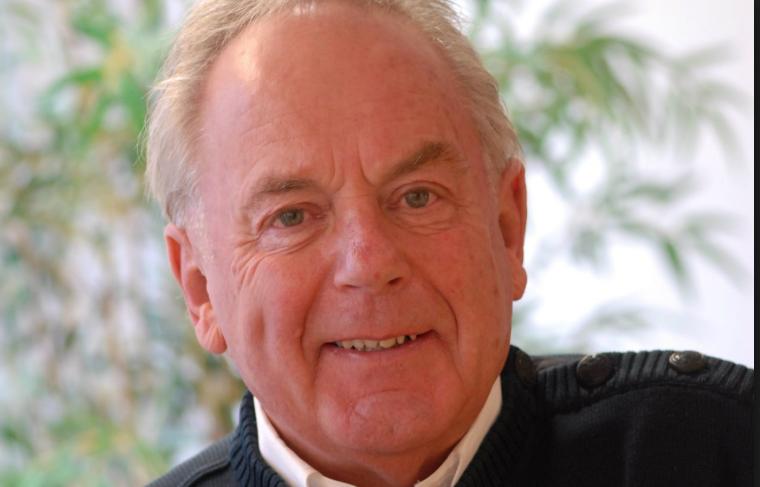 Vale Robert Braithwaite CBE, DL1943 – 2019