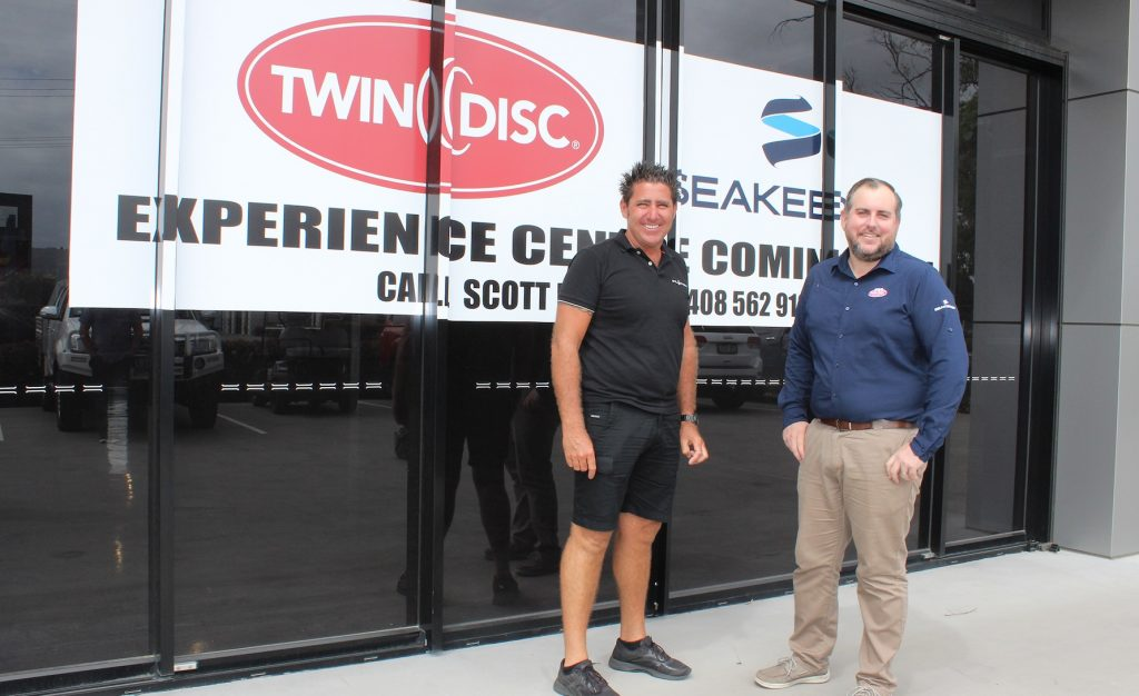 """Twin Disc Pacific expands to """"Experience Centre'"""
