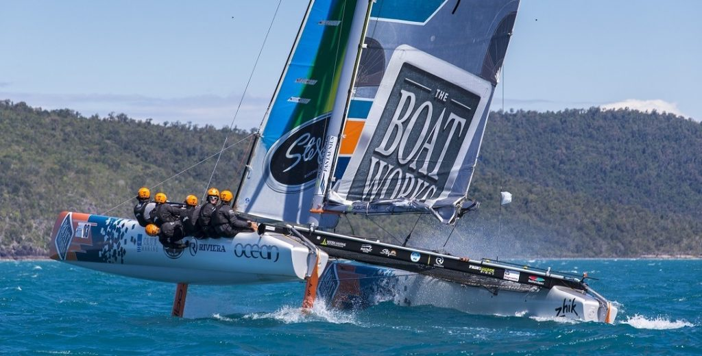 Multihull Championship slated for Airlie Beach