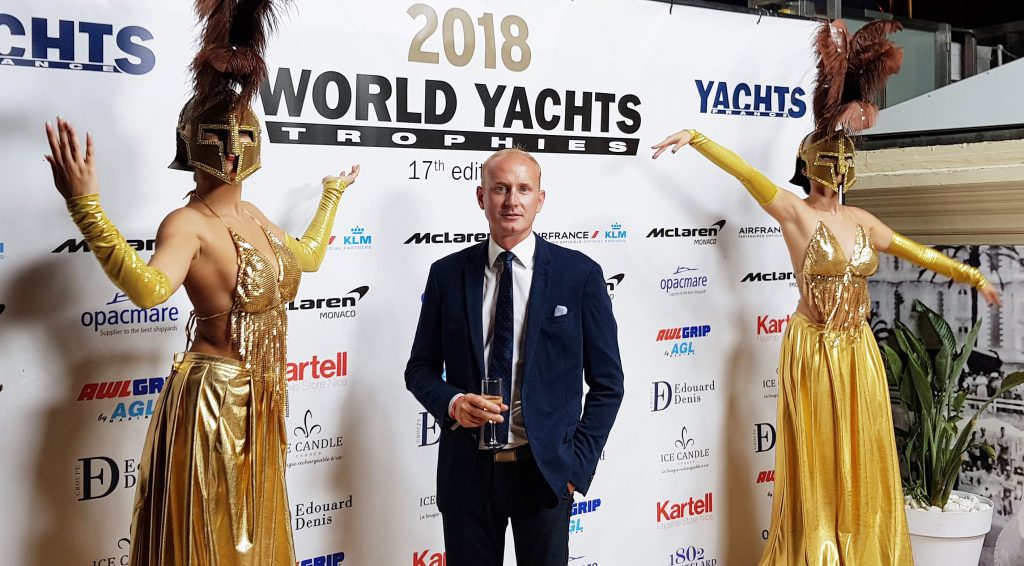 Galeon MD heads downunder for SCIBS