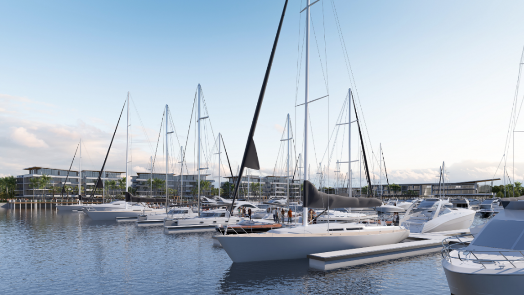 Wide Bay's newest marina launches introductory offer