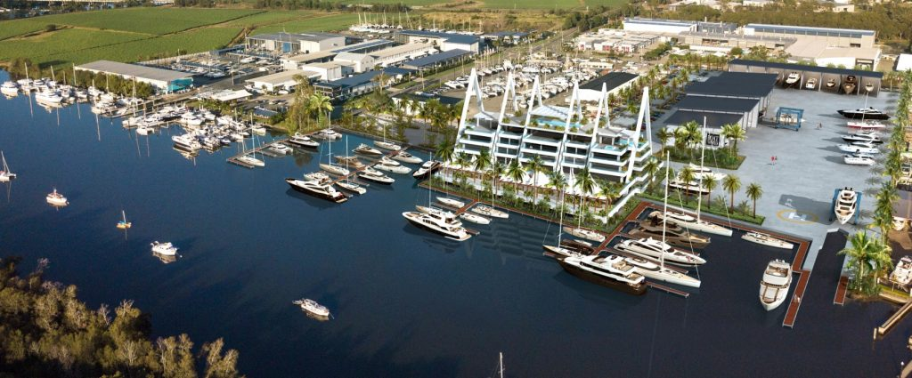 The Boat Works new north precinct on track