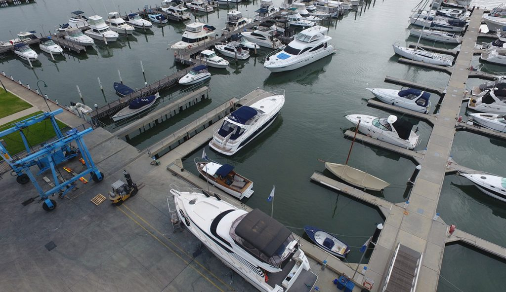 Savages Wharf makes life easier for boaters