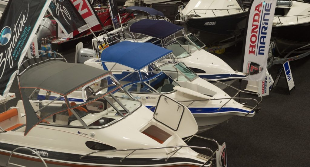 Adelaide Boat Show a full house for 28-30 June