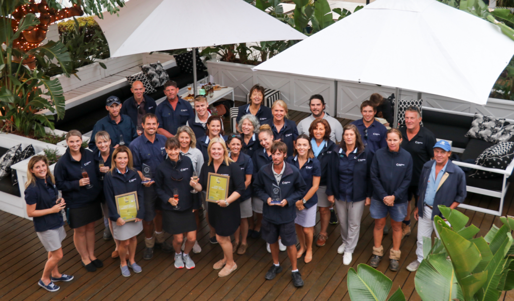 Abell Point wins double gold at Marina of the Year Awards
