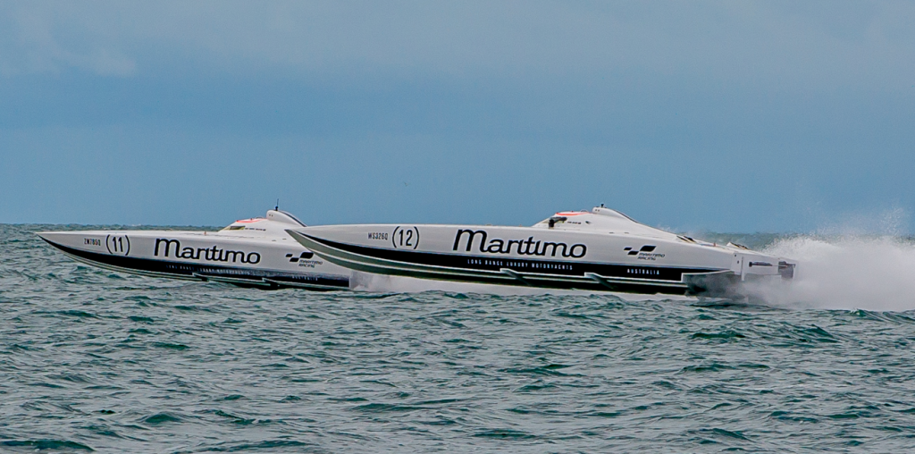 Maritimo Racing prepares for world championship