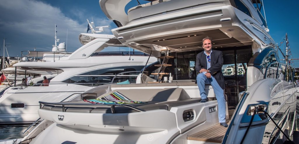 Princess Yachts announce record year results