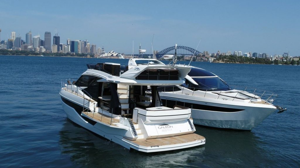 Galeon Yachts to host Sydney Preview Day