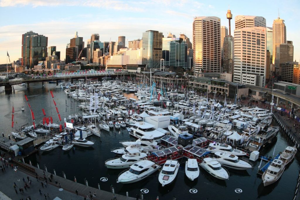 Sydney International Boat Show attracts local premieres