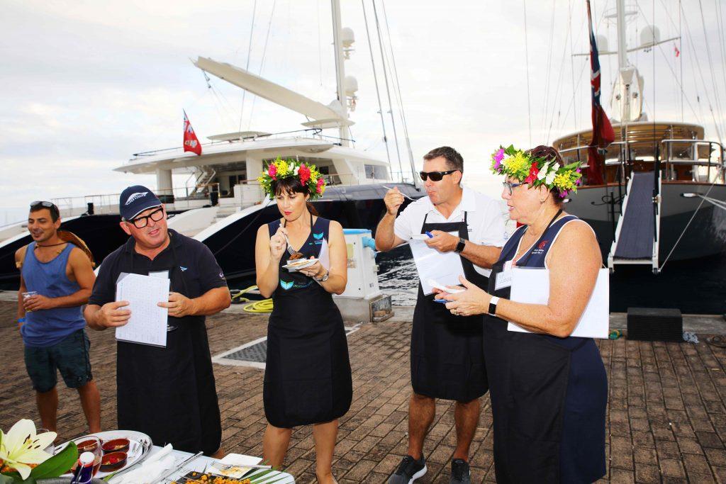 Record numbers at Australia Tahiti Superyacht Rendezvous