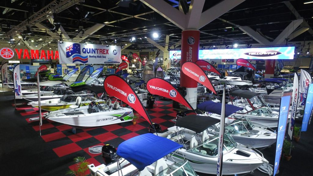 Adventures abound at Sydney Boat Show