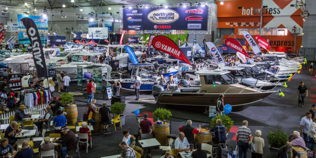 Fishing Master Class included with entry to Brisbane Show