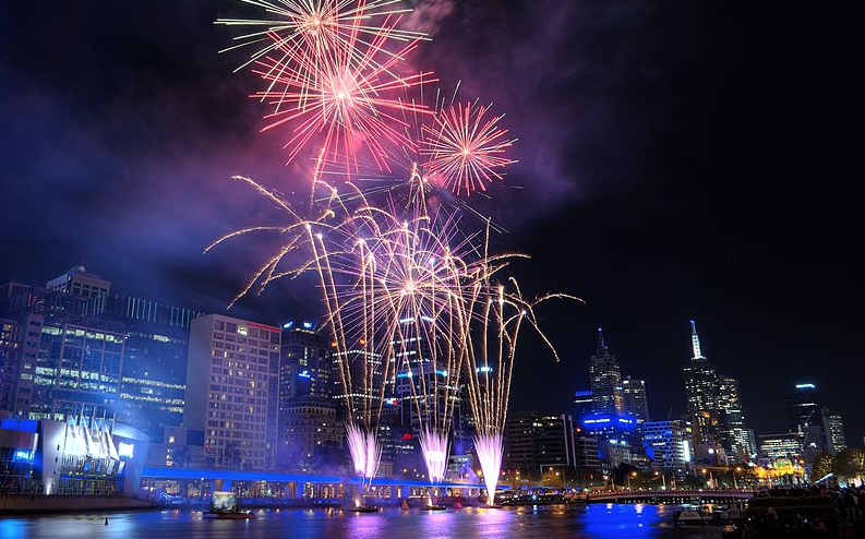 Celebrate NYE in Style, ballot now open